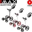 Big Max Blade Quattro Golftrolley 2019