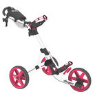 Clicgear 3.5+ Golftrolley, Wit/Roze
