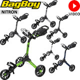 Bagboy Nitron Golftrolley