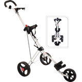 Fastfold Tri-master Golftrolley Wit