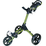 Fastfold Square Golftrolley Legergroen