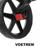 Fastfold Flex 360 Golftrolley Voetrem
