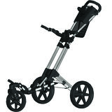 Fastfold Flex 360 Golftrolley Zilver