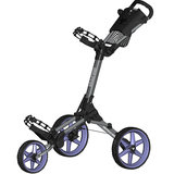 Fastfold Square Golftrolley Mat Grijs/Paars