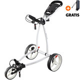 Big Max Blade IP Golftrolley, Wit