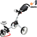 Big Max IQ 360 Golftrolley, Wit