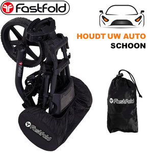 Fastfold Universele Golftrolley Wheelcover
