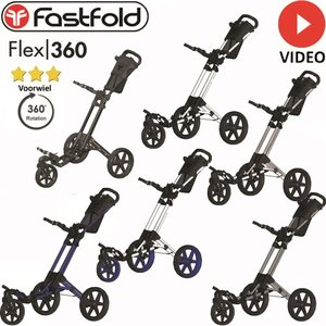 Fastfold Flex 360 Golftrolley
