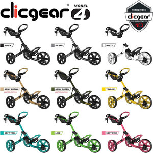 Clicgear 4.0 Golftrolley