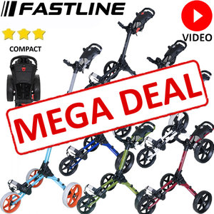 Fastline Compact 2.0 Golftrolley