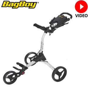 BagBoy Compact 3 Golftrolley wit
