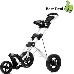 BagBoy C-800 Golftrolley, Wit