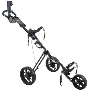Cougar Track Golftrolley, Zwart