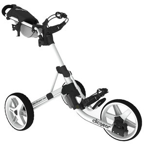 Clicgear 3.5+ Golftrolley, Wit